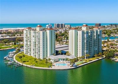 Treasure Island, St Pete Beach Condo For Sale: 420 64th Avenue #402