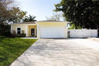 Clearwater Single Family Home For Sale: 1885 Palm Drive