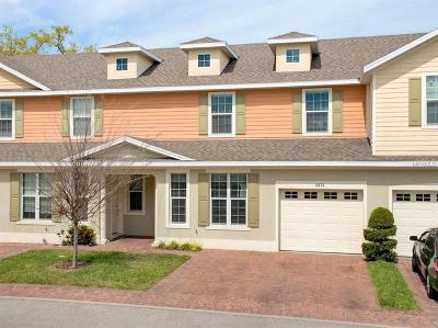 Saint Cloud Townhouse For Sale: 4874 Poolside Drive