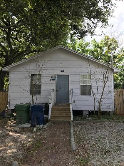 Tampa Single Family Home For Sale: 2217 E Frierson Avenue