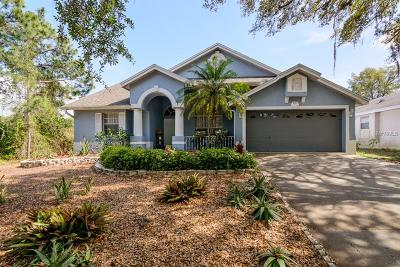 Tarpon Springs Single Family Home For Sale: 901 Westwinds Boulevard