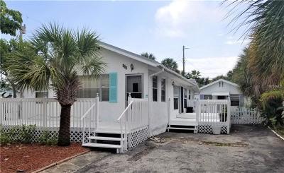 St Pete Beach Multi Family Home For Sale: 504 70th Avenue