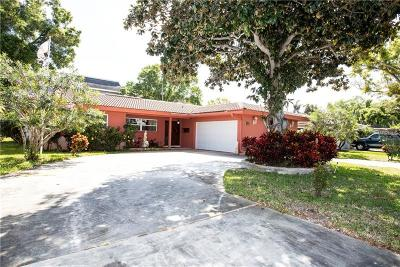 Belleair Single Family Home For Sale: 1719 Cypress Avenue