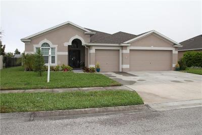 Holiday Single Family Home For Sale: 2305 Triggerfish Court