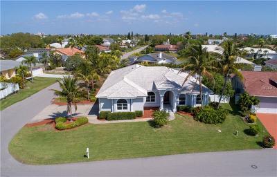 Tierra Verde Single Family Home For Sale: 675 Ponce De Leon Drive