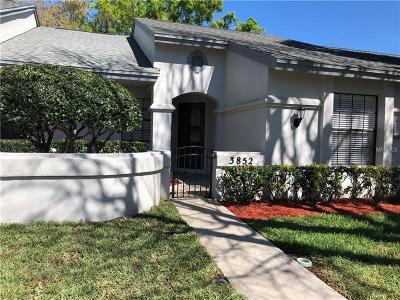 Palm Harbor Villa For Sale: 3852 Goldfinch Court