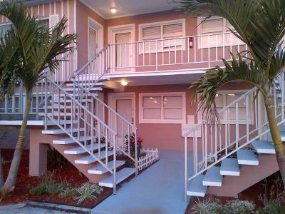 St Pete Beach Multi Family Home For Sale: 3675 Gulf Boulevard