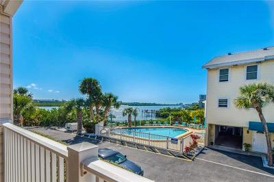 Indian Shores Condo For Sale: 19811 Gulf Boulevard #301