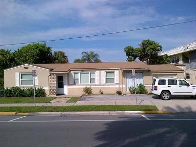 Redington Shores Multi Family Home For Sale: 18207 Gulf Boulevard