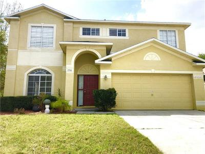 Oldsmar Single Family Home For Sale: 1766 Oak Pond Court