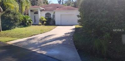Lutz FL Single Family Home For Sale: $197,000