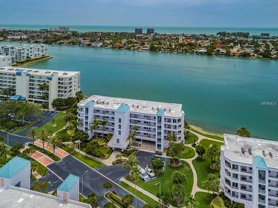 Treasure Island, St Pete Beach Condo For Sale: 8000 Sailboat Key Boulevard S #301