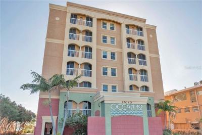 N. Redington, North Redington Beach Condo For Sale: 17040 Gulf Boulevard #201