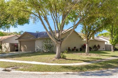 Palm Harbor Single Family Home For Sale: 2771 Monica Lane