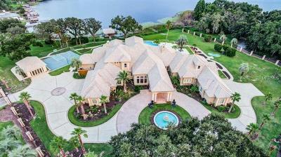 Mount Dora FL Single Family Home For Sale: $4,999,900