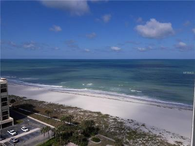 Clearwater Condo For Sale: 1390 Gulf Boulevard #PH-5