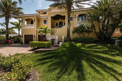 Belleair Beach Single Family Home For Sale: 108 Aleta Drive