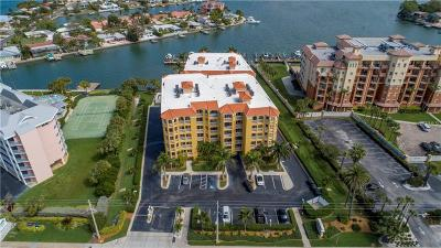 St Pete Beach Condo For Sale: 5353 Gulf Boulevard #A402