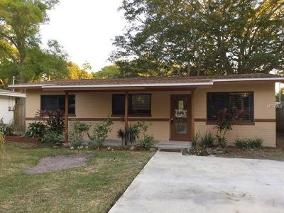 Gulfport FL Single Family Home For Sale: $219,900