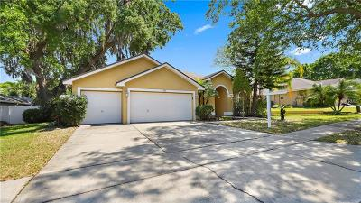 Palm Harbor Single Family Home For Sale: 761 Sunflower Drive