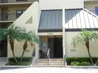 Clearwater, Clearwater`, Cleasrwater Condo For Sale: 3400 Cove Cay Drive #5H