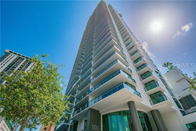 Saint Pete Beach, Saint Petersburg, St Pete, St Pete Beach, St Pete Beach., St Peterburg, St Petersburg, St. Petersburg Condo For Sale: 100 1st Avenue N #3002