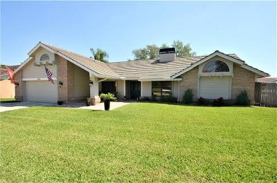 Clearwater, Cleasrwater, Clearwater` Single Family Home For Sale: 2369 Parkstream Avenue