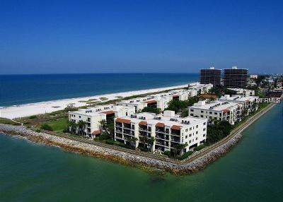 Treasure Island, St Pete Beach Condo For Sale: 7537 Bayshore Drive #303
