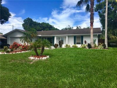 Sarasota Single Family Home For Sale: 3621 Riviera Drive