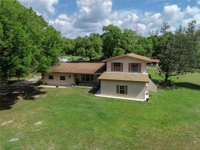 Plant City Single Family Home For Sale: 4902 Five Acre Road