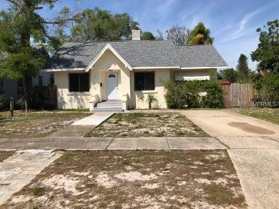 St Pete Beach, St Petersburg Beach, St Petersburg, St. Petersburg, Saint Pete Beach, Saint Petersburg Single Family Home For Sale: 1717 21st Avenue S