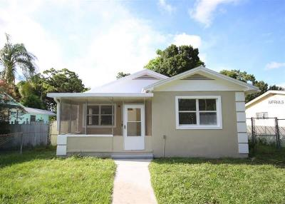 St Petersburg Single Family Home For Sale: 5321 3rd Avenue S