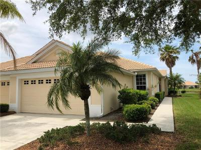 North Port Single Family Home For Sale: 4322 Whispering Oaks Drive