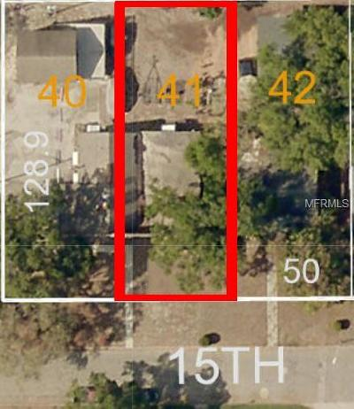 Residential Lots & Land For Sale: 309 15th Avenue N