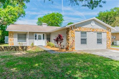 Cleasrwater, Clearwater, Clearwater` Single Family Home For Sale: 2728 Woodring Drive