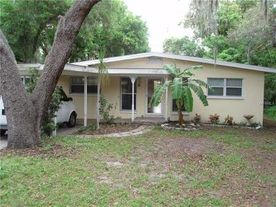 Cleasrwater, Clearwater, Clearwater` Single Family Home For Sale: 1739 Harbor Drive