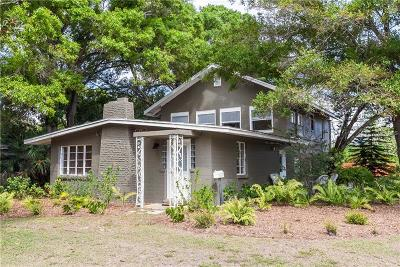 St Pete Beach, St Petersburg, St Petersburg Beach Single Family Home For Sale: 4701 3rd Avenue S