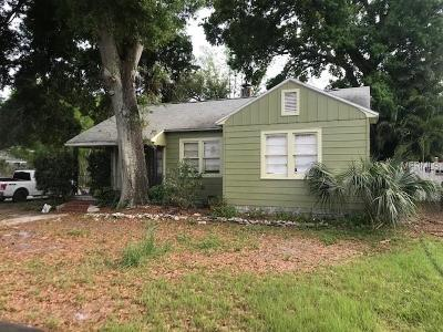 St Pete Beach, St Petersburg, St Petersburg Beach Single Family Home For Sale: 800 28th Avenue N #3