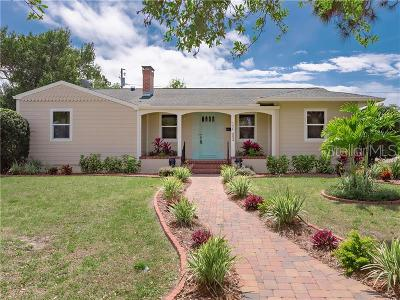 St Petersburg, St Pete Beach, St Petersburg Beach Single Family Home For Sale: 156 22nd Avenue S