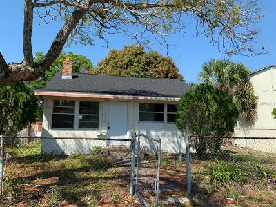 St Petersburg Single Family Home For Sale: 2819 12th Avenue S
