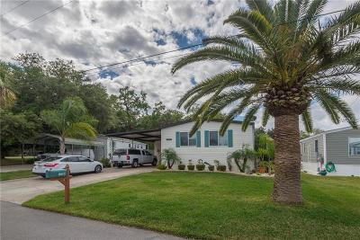 Homosassa Mobile/Manufactured For Sale: 11560 W Clearwater Court