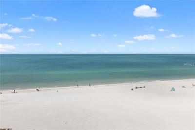 St Pete Beach Condo For Sale: 3820 Gulf Boulevard #706