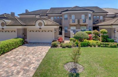 Clearwater Townhouse For Sale: 2154 Feather Sound Drive