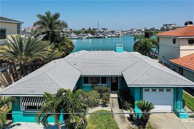Clearwater, Clearwater Beach Single Family Home For Sale: 120 Devon Drive