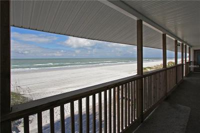 Indian Rocks Beach Multi Family Home For Sale: 42 Gulf Boulevard #C