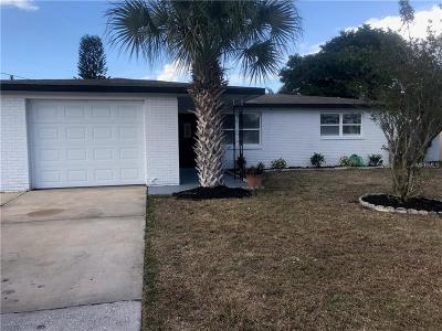 Holiday Single Family Home For Sale: 4005 Darlington Road