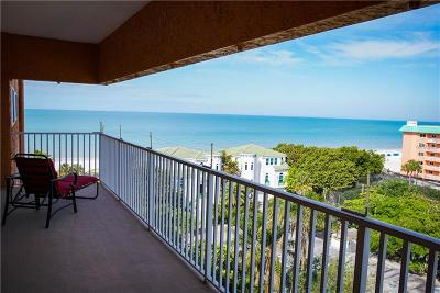Redington Beach, Redington Shores Condo For Sale: 18320 Gulf Boulevard #603