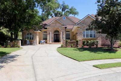 Lakeland Single Family Home For Sale: 633 Crescent Hills Way
