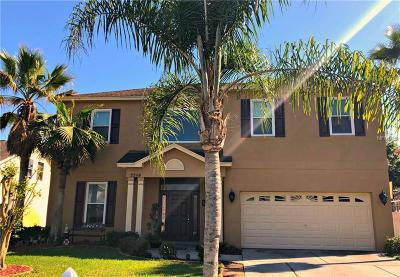 Tarpon Springs Single Family Home For Sale: 3366 Misty Pond Court