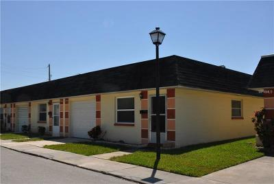 New Port Richey Villa For Sale: 5024 Canner Street